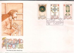1989 FDC of Knox stamps - Various designs(1)