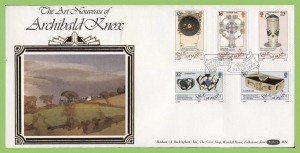1989 FDC of Knox stamps - Various designs(2)
