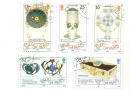 1989 sheets of Knox stamps - Various designs