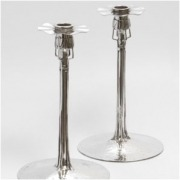 """Conister"" candlesticks"