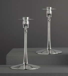 Conister candlesticks 1