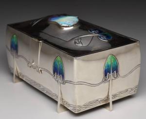 Silver box 3
