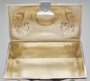 Silver box 5