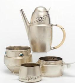 Silver tea det