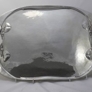 Pewter tray model 0231