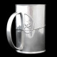Pewter tankard model 0334