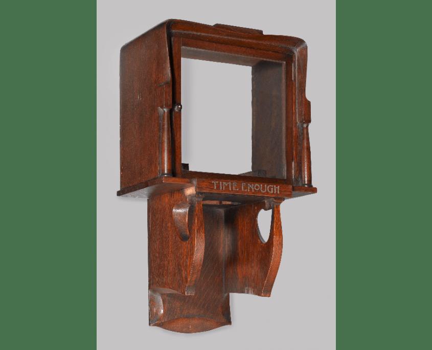 Clock case 1