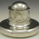Pewter Inkwell model 0164