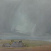 Knox watercolour 173