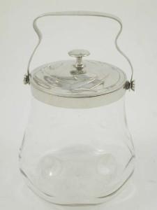 L. BB white Powell glass 1