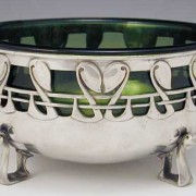 Pewter bowl 1