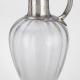 Pewter decanter 1
