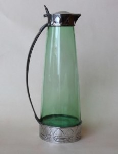 Pewter decanter model 0456