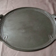 Pewter tray model 0311