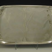 Pewter tray model 0309