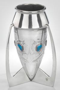 Pewter vase model 0226