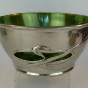 Pewter bowl model 0318