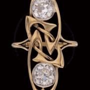 Gold ring 4