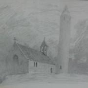 St Patrick's chapel
