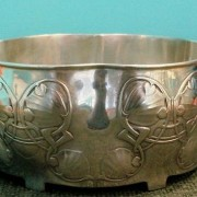 Pewter bowl model 0755