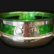 Pewter bowl model 0320