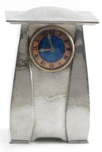 Clock model 0761 third one hammered