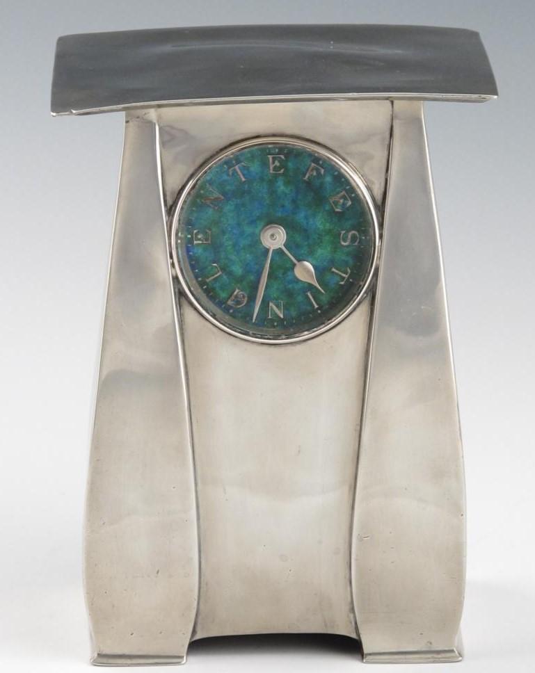 Clock model 0761