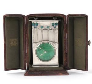 Final Magnus clock