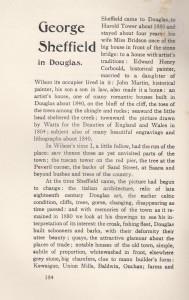 George Sheffield in Douglas 1