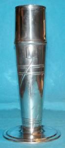 Pewter vase model 0325