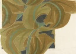 Textile design for Silver Studio 1