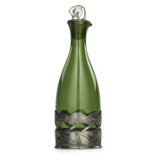 Pewter bottle 0445