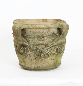 Olaf garden pot