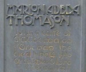 Thomason Onchan