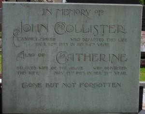 Collister 1925