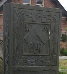 Callister gravestone 1