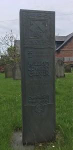Callister gravestone 5