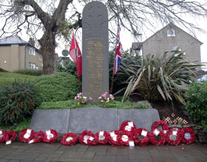 Onchan Parish War Memorial