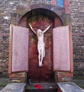 St Matthews'Church War emorial