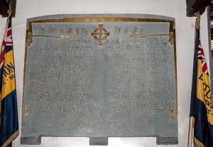 St Thomas's Church War Memorial